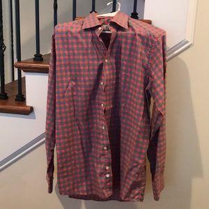Eton Contemporary Men's Button Down Shirt